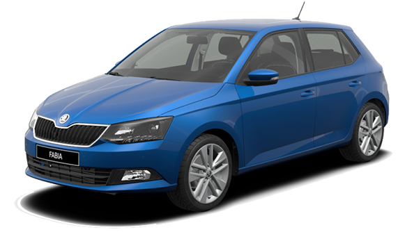 Fabia Ambition 1,0 TSI 70 kW (95 CV) Manual 5 vel.